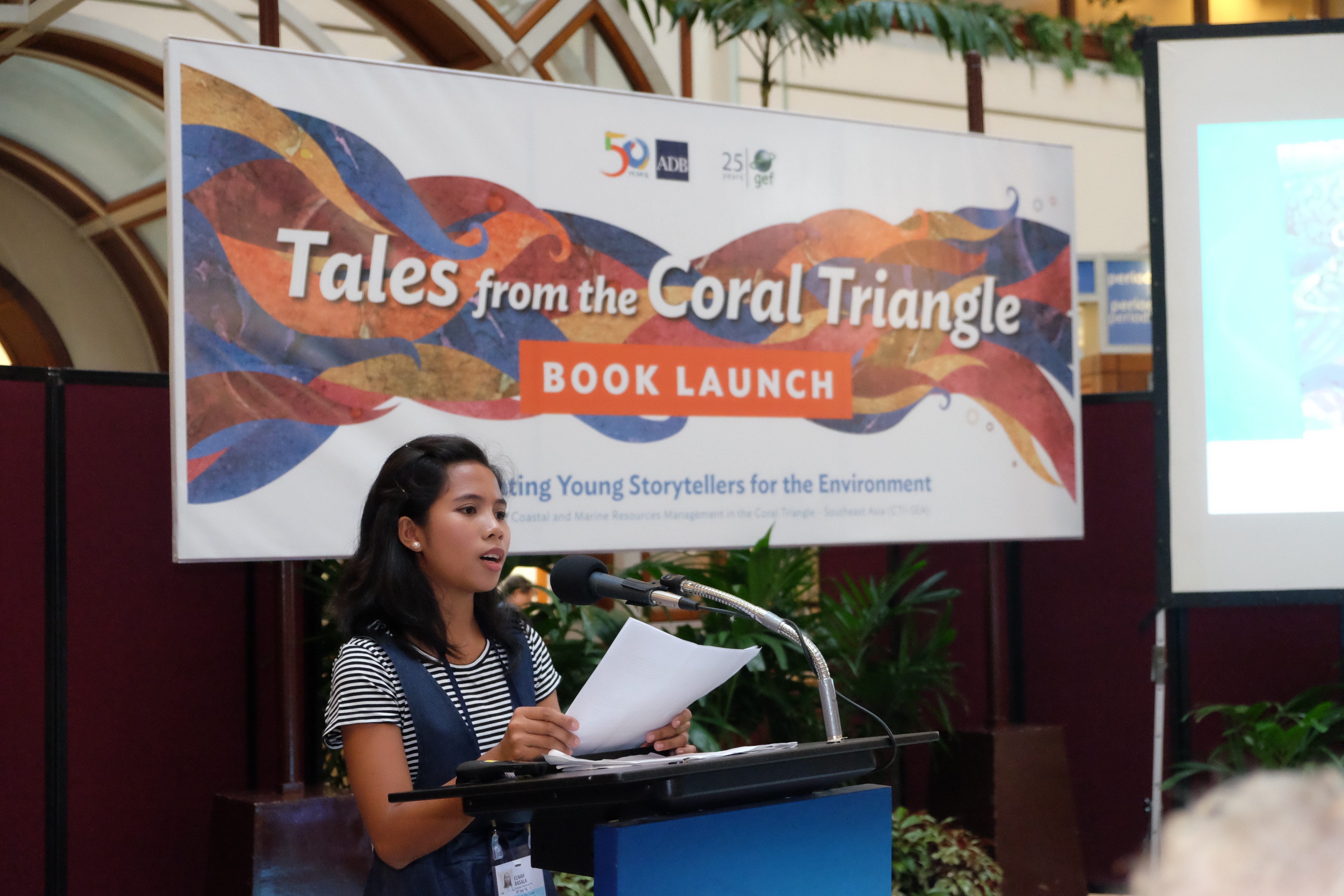 Tales from the coral Triangle