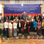 Lao TRTA Inception Workshop
