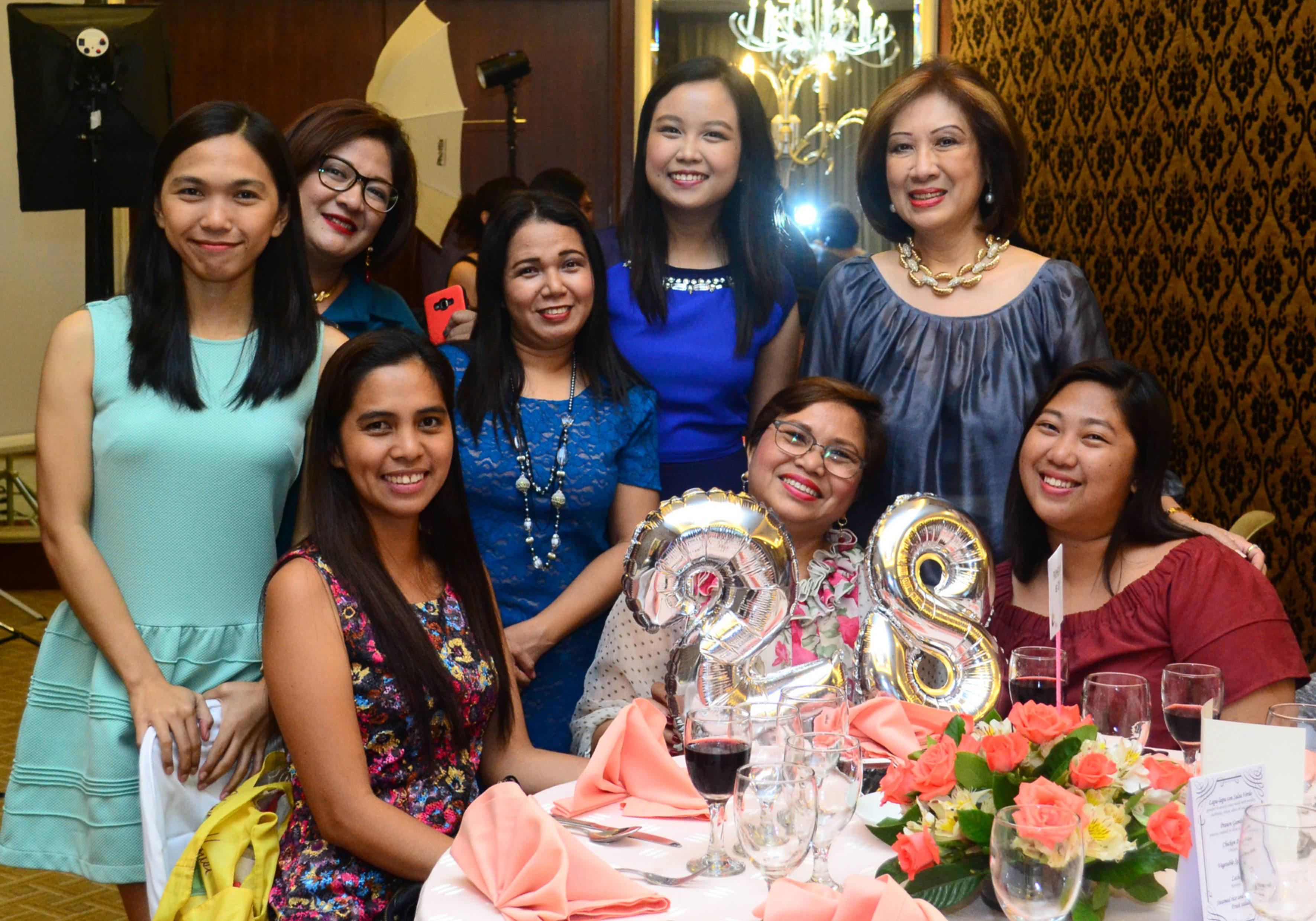 7 August 2017, St. Francis Shangri-La Place, Mandaluyong City