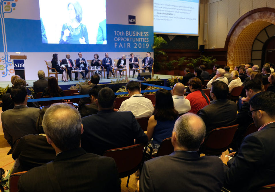 crowd at ADB BOF 2019